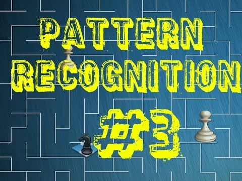 Pattern Recognition #3