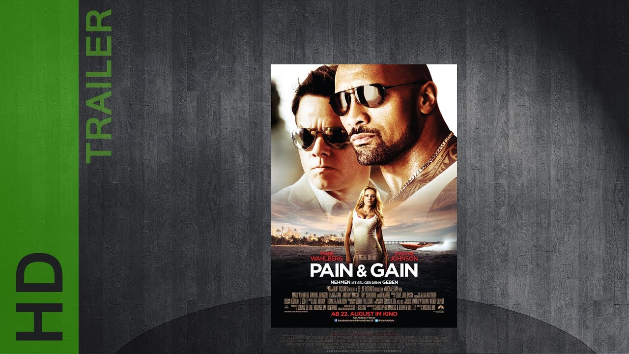 Pain & Gain Stream German