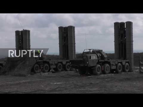 Russia: Crimea's new S-400 missile system ready for combat