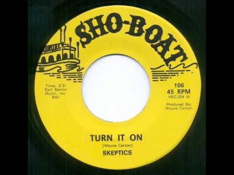 Skeptics - turn it on