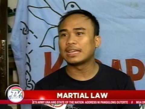 TV Patrol Southern Mindanao - Jul 18, 2017