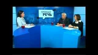 «Прямая речь» с Александром Чурсиным и Еленой Утиной 27.02.15