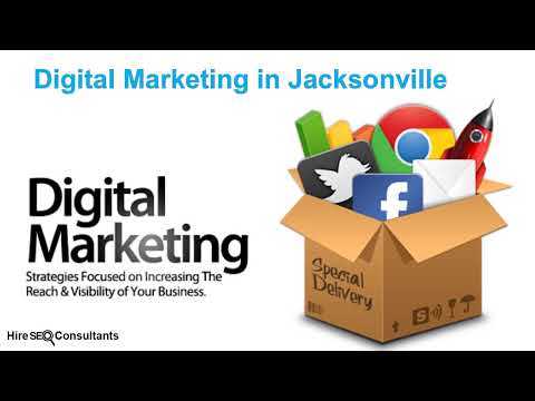 Digital Marketing in Jacksonville