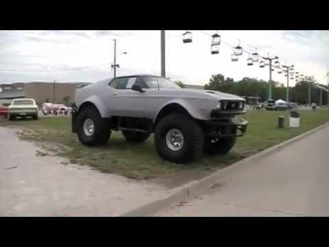 4X4 Mustang - YouTube