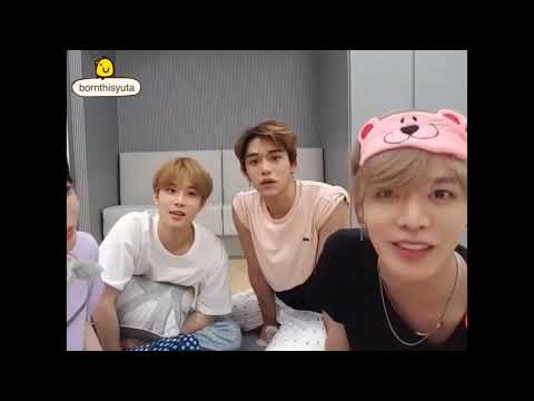 Jungyu | Jungwoo Looking At Yuta For 8 Minutes Straight =))