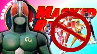 NOT THE POWER RANGERS: Masked Rider Review