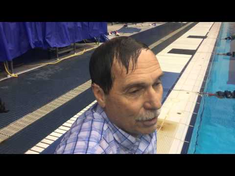 UF Coach Gregg Troy talks about the Gators Winning the SEC