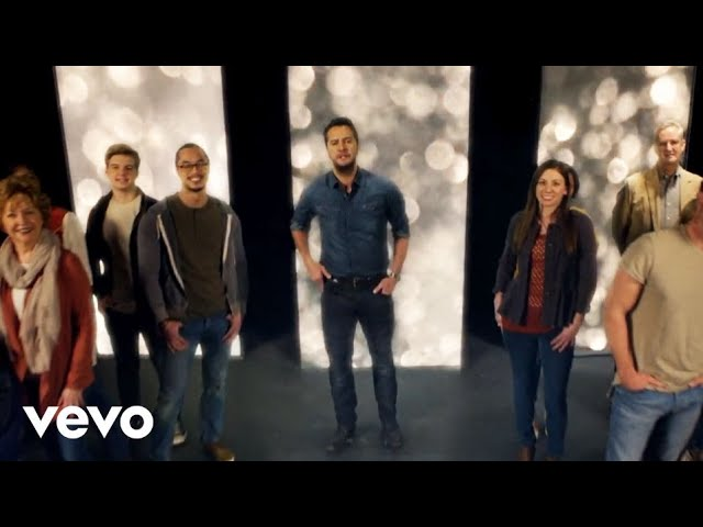 Luke Bryan - Most People Are Good (Official Music Video)
