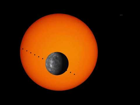 Mercury To Pass Between The Earth And Sun Today In Rare Celestial Event