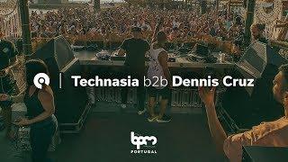 Technasia b2b Dennis Cruz The BPM Festival Portugal 2018 (BE-AT.TV)