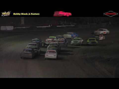 Hobby Stock -- 8/11/17 -- Rapid Speedway