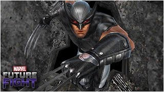 ADAMANTIUM FURY!!! WOLVERINE ASCENDS TO TIER 3! - Marvel Future Fight