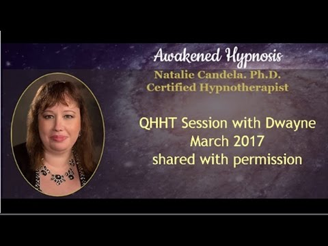 QHHT Session with Dwayne - dead son is the first to greet him after death