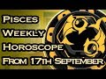 Pisces Horoscope - Pisces Weekly Horoscope From 17th September 2018 In Hindi