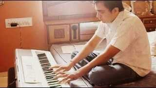 Do Pal Ruka Khwabon Ka Karwan....from  Veer Zara instrumental on Keyboard..