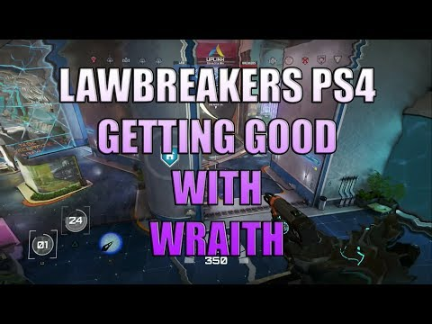 Lawbreakers PS4 Gameplay | Just trust me and watch me play this game, you wont regret it.