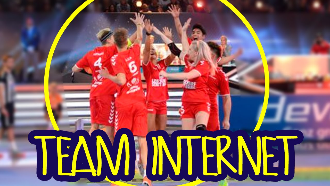 Internet vs Fernsehen #teaminternet (mit Concrafter ...