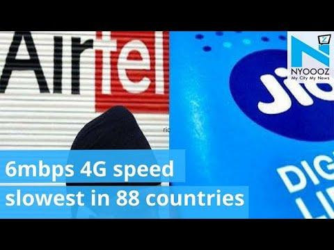 India's Average Internet Speed Worse than Pakistan   NYOOOZ TV