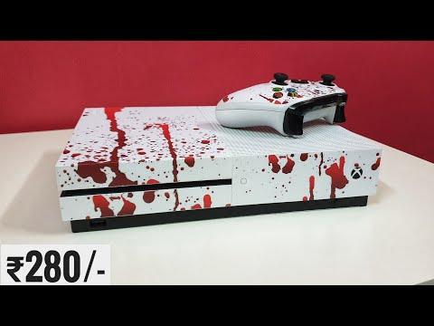 ₹280 Xbox One S Skin 🇮🇳.