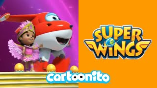 Super Wings | Samba Dance Class | Cartoonito