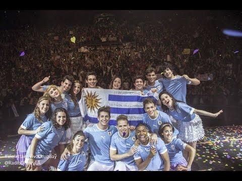 Violetta 3 - Friends Till The End con letra HD