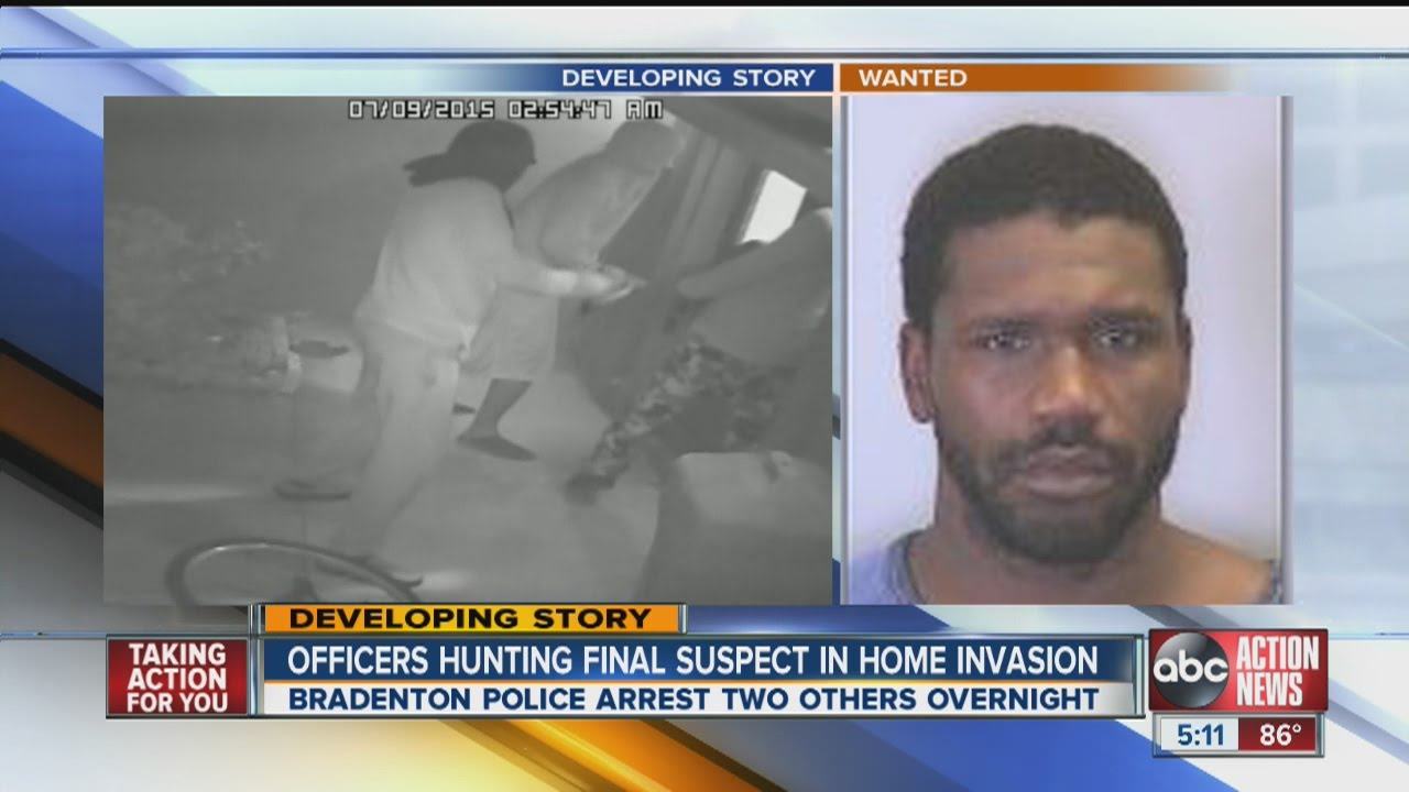 search on for third suspect in deadly home invasion