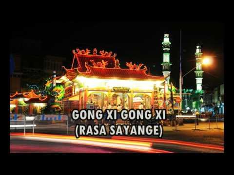 LAGU IMLEK INDONESIA - GONG XI GONG XI (RASA SAYANGE VERSION)