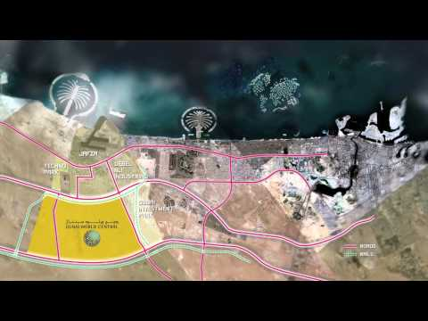 Dubai World Centre ( DWC ) - Al Maktoum International Airport (English)