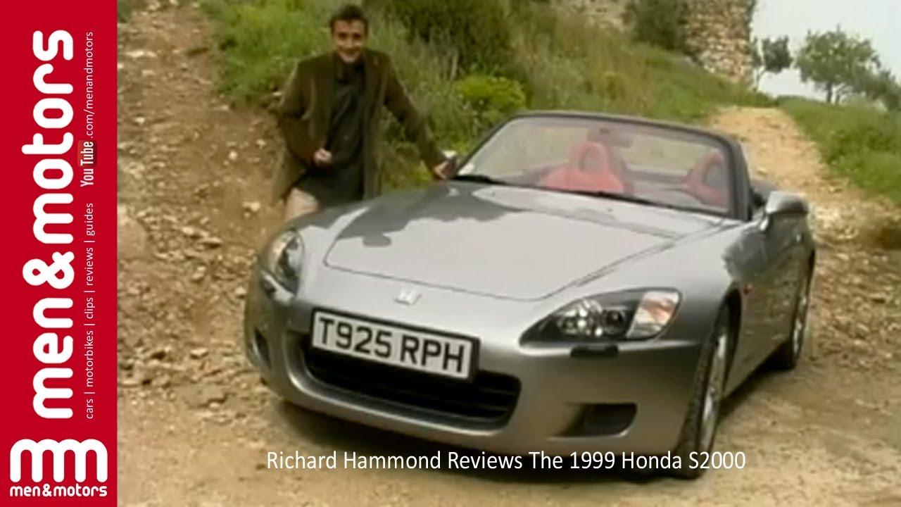 Richard Hammond Reviews The 1999 Honda S2000  YouTube