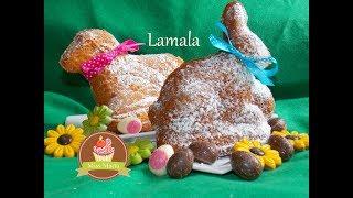 Cover images Recette gâteau Agneau & Lapin de Pâques ou Lamala - FACILE ET RAPIDE