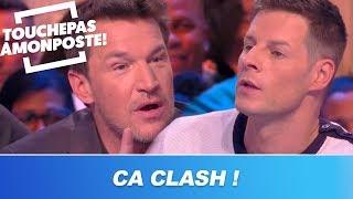 Clash entre Benjamin Castaldi et Matthieu Delormeau !