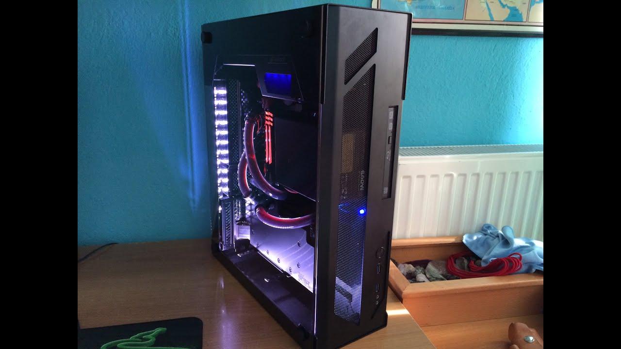 Ti Mini Pc Build