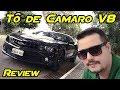 Em detalhes Chevrolet Camaro V8 2011