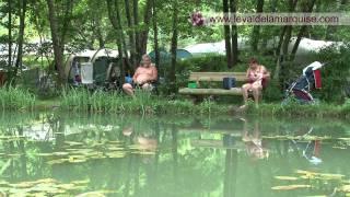 Camping Le Val de la Marquise en Dordogne