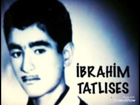 İbrahim tatlıses  en eski sesi saçlarını taramadım:)
