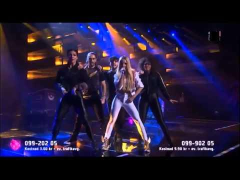 Isa - Don't Stop - Melodifestivalen 2015