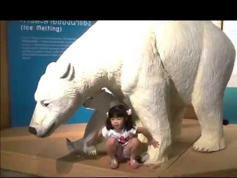 จินอวี้ พาเที่ยวพิพิธภัณฑ์วิทยาศาสตร์ และ ท้องฟ้าจำลอง