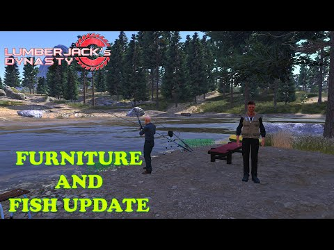 Lumberjack's Dynasty     UPDATE     Phase 3     Part 2 |
