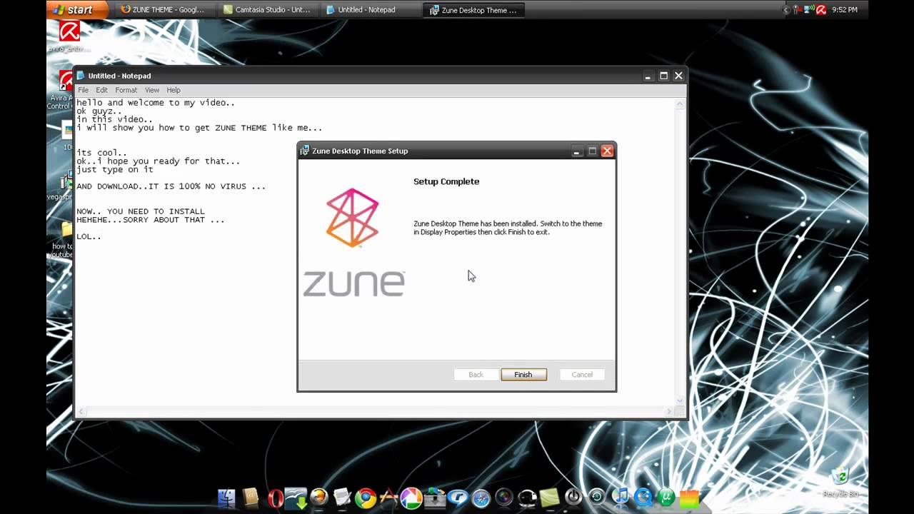 Microsoft zune software for windows 10