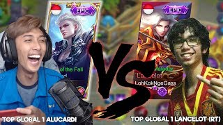 SIAPA YANG PALING KUAT?!  SKIN EPIC ALUCARD VS SKIN EPIC LANCELOT - Mobile Legend Indonesia