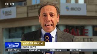Egypt launches first locally made mobile phone