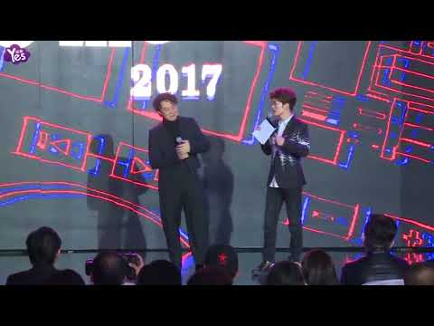 《Yes現場 全長無剪》陳奕迅2017全新國語專輯《C'mon in~》亞洲發片記者會