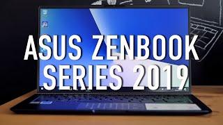 Обзор Asus ZenBook 2019. UX 533F, UX433F