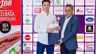 Sportowiec Roku 2016 w Regionie: Nagroda specjalna dla Macieja Staszczuka