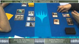 Grand Prix Vienna Quarterfinals (Standard)
