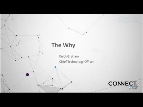 The Why - Keith Graham, CTO – SecureAuth + Core Security
