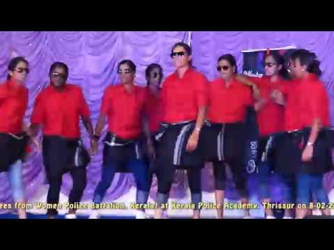 cultural programme of WPB TT4 on 08 02 18 at Kerala Police Academy