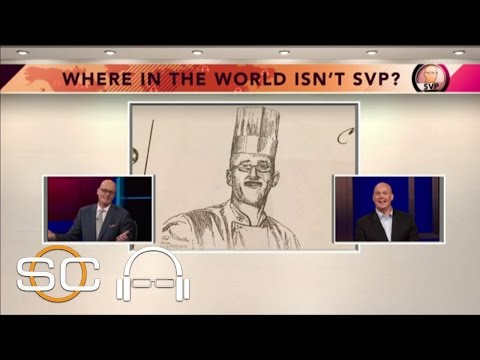 SVP On A Restaurant Menu? | Where In The World Isn't SVP | SC With SVP | January 27, 2017