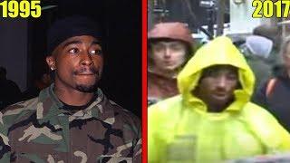 Жив ли е Tupac? (2Pac)