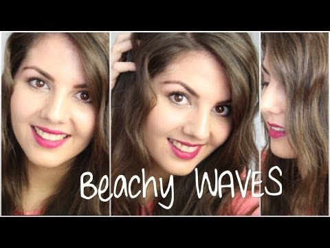Hair Tutorial | Effortless, Tousled Waves (ft. Ghd Lemon Styler)